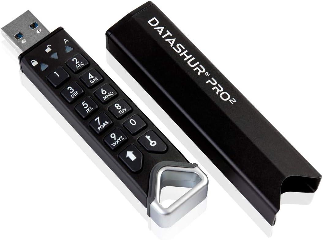 Secure Encrypted Flash Drive iStorage datAshur PRO2 128GB