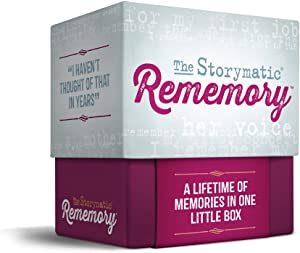 The Storymatic Rememory - Share Memories and Make New Ones - Made in USA