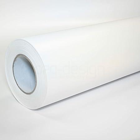 3,28€//m² Türfolie Schwarz Glänzend in 120cm breite Möbelfolie Klebefolie
