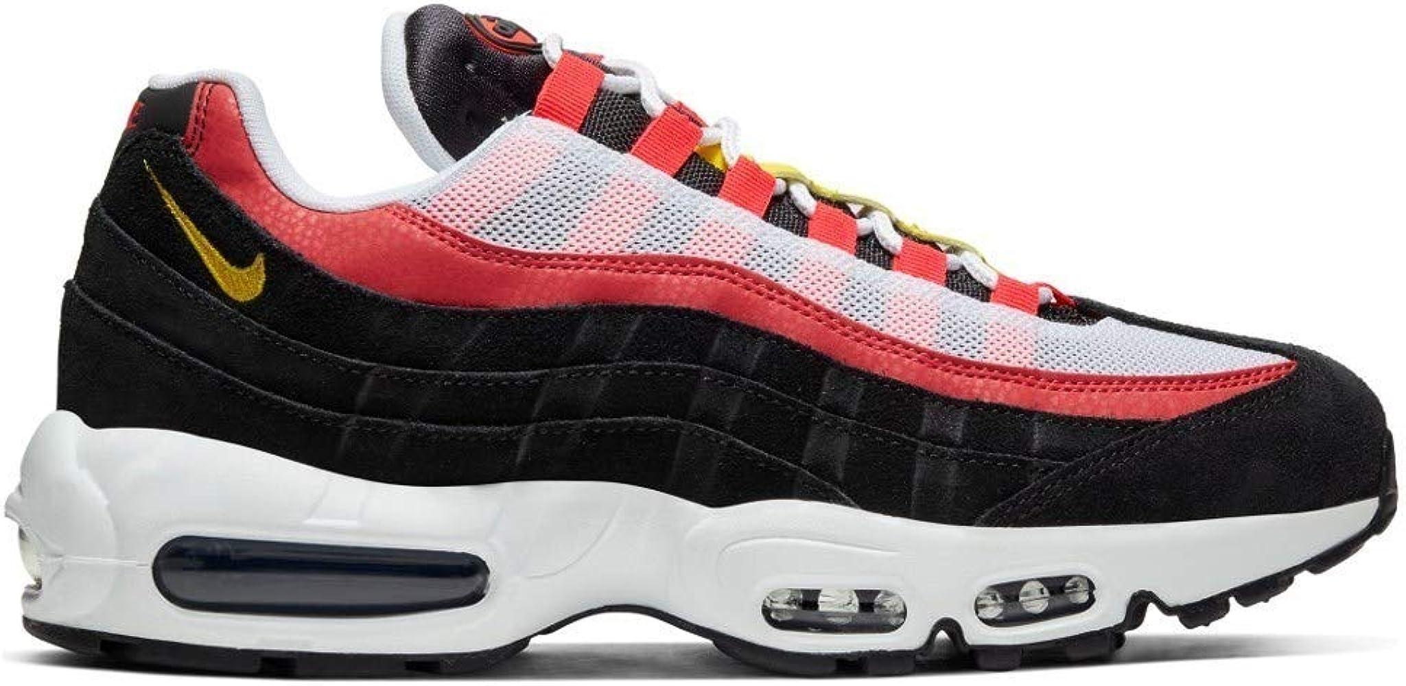 Amazon Com Nike Air Max 95 Essential At9865 101 Fashion Sneakers