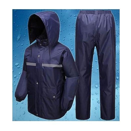 Jiansheng Impermeable, Traje de Pantalones Impermeables ...