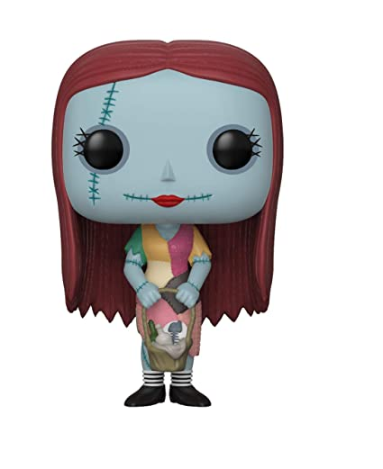 funko pop disney nightmare before christmas sally with basket collectible figure multicolor - Sally From The Nightmare Before Christmas