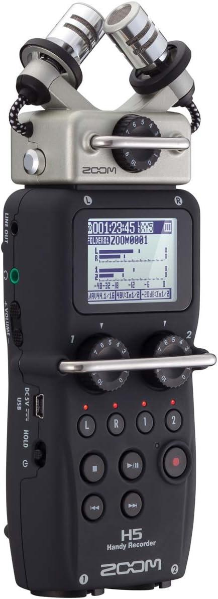 Zoom H5/Enregistreur portable TPS-3/Tripod Tr/épied