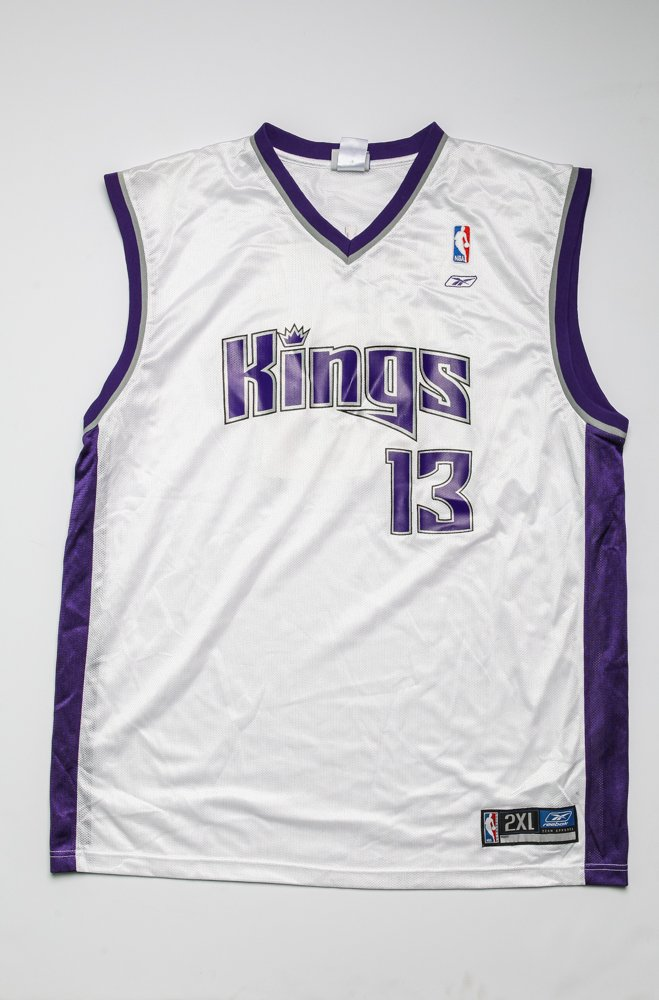 b7cbdb012323 Sacramento Kings Home Jersey Autographed by Doug Christie at Amazon s  Sports Collectibles Store
