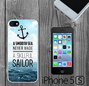Blue Anchor Hot Stylish Custom made Case/Cover/Skin FOR iPhone 5/5s