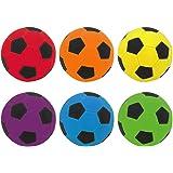 Betzold 754466 - Fußball-Set Offroad Größe 5 - Gummi-Ball mit Grip-Oberfläche, im Set oder Einzeln