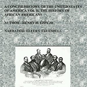 A Concise History of the United States of America Audiobook
