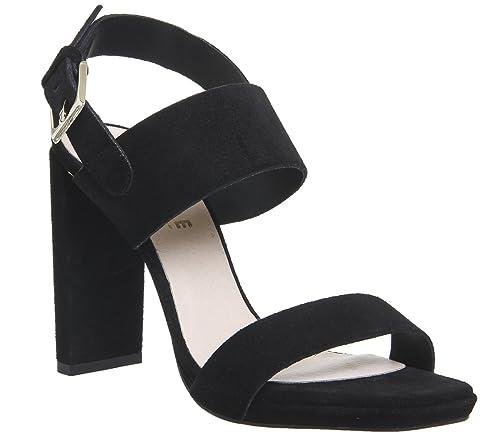 6efa4a729e3 Office Howl Slingback Slim Block Heels  Amazon.co.uk  Shoes   Bags