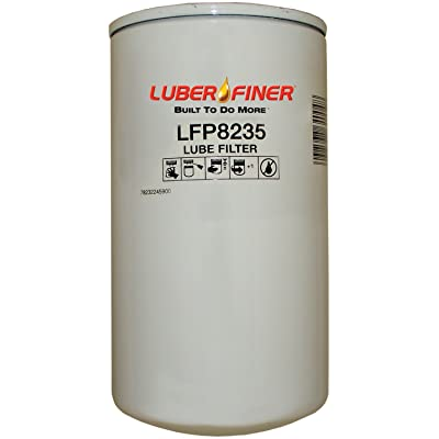 Luber-finer LFP8235-6PK Heavy Duty Oil Filter, 6 Pack: Automotive