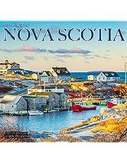 2022 Nova Scotia Large Wall Calendar