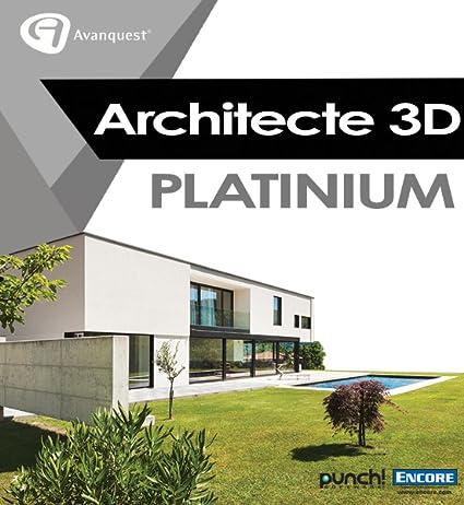 Architecte 3d Platinium 2017 V19 Téléchargement Amazon