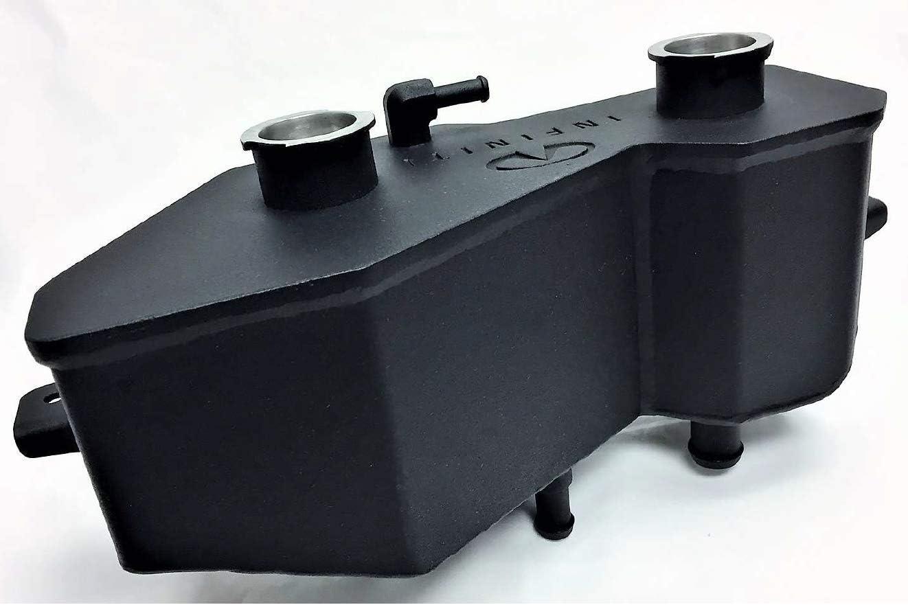 Infiniti Q50//Q60 Red Alpha Coolant Expansion Tank Kit 21710-ALPCT