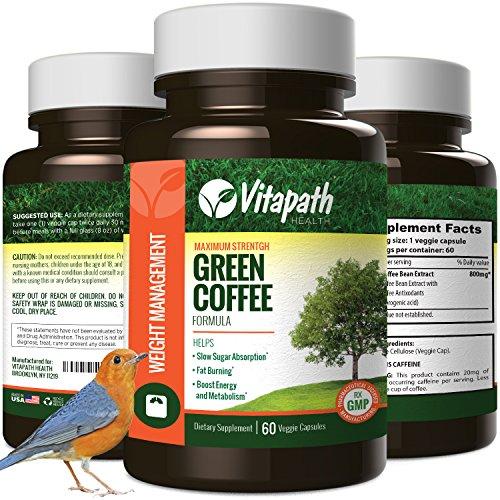 bombay green coffee bean extract - 2