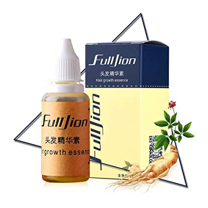 Anti caída del cabello Serum, Hair Growth Essence Cuidado Del Cabello Jengibre Repair Damage Anti