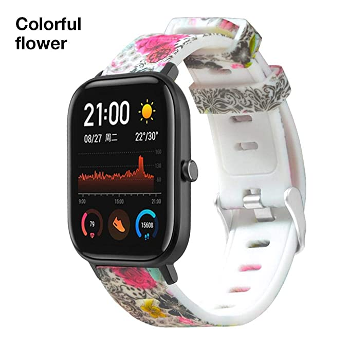 wetour Smart Watch Banda para Amazfit GTS Huami Xiaomi Repuesto ...