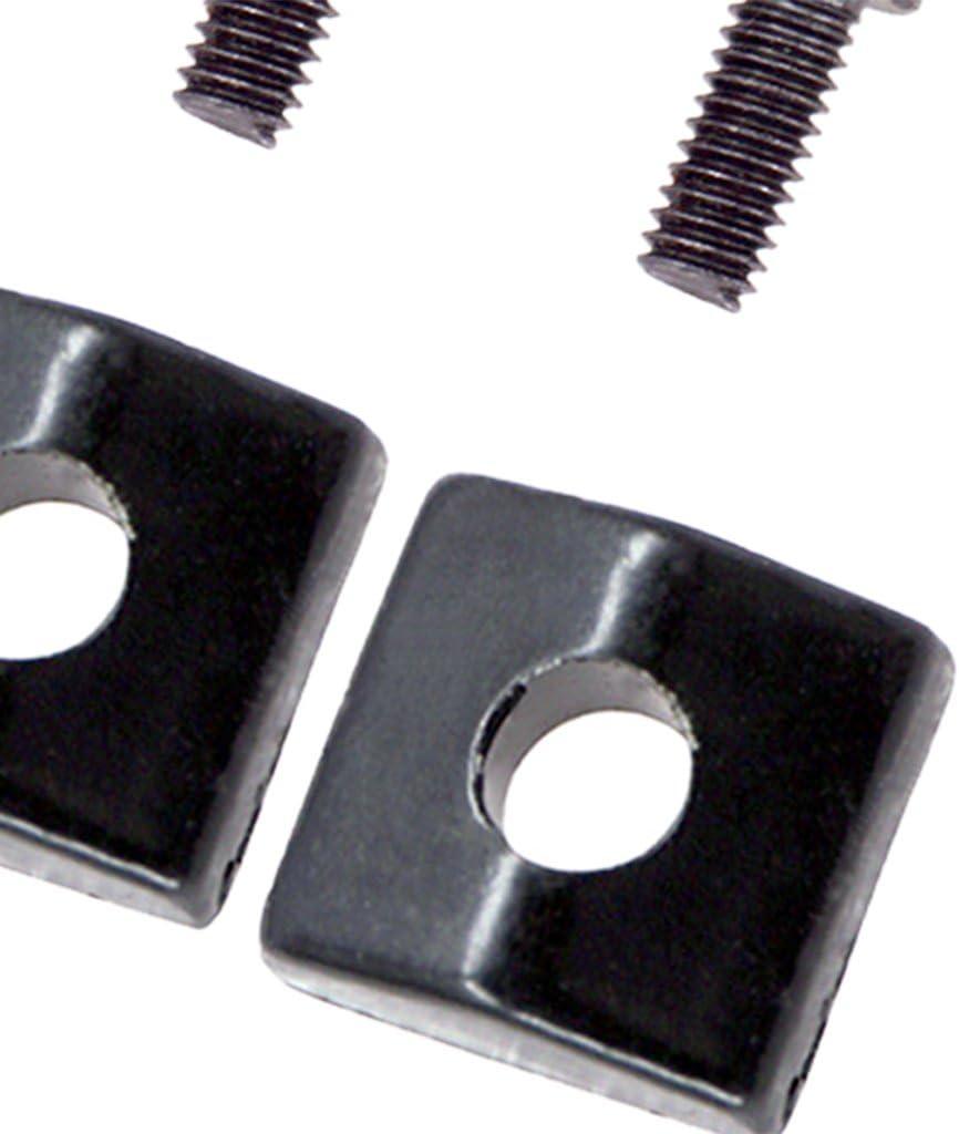 6 Pezzi Chitarra String Locking Dado Morsetto E Viti Per Tremolo Bridge Strumento Musicale Parti