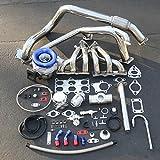 Mazda MX6/Ford Probe V6 High Performance 9pcs T04E Turbo Upgrade Installation Kit