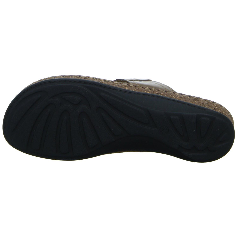 Scarbella 386121490 30mm Damen Pantolette bis 30mm 386121490 Absatz Braun (Tobacco) b3c51d