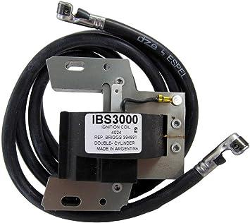 Briggs /& Stratton 394891 Ignition Coil 8051