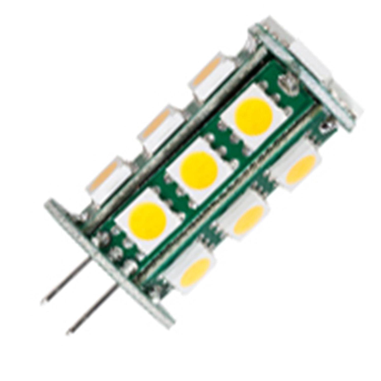 12 QTY。Halco LED JC 1.8 Wブルー非調光g4 Proled jc20 / 2blu / LED 1.8 W 10 – 18 V LED全方向性ブルーLEDランプ電球 B076DL3ZP9