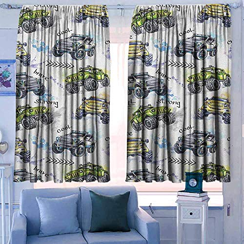 Insulating Blackout Curtains 52