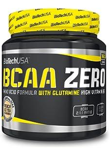 BioTech BCAA Zero Aminoácidos Ramificados, Sabor Fruta Tropical - 360 gr