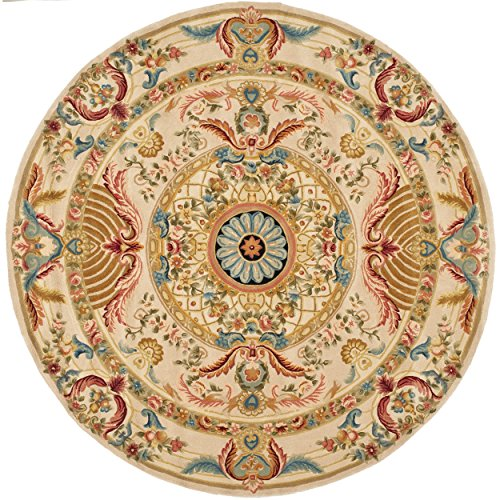 Safavieh Savonnerie Collection SAV202A Handmade Tradition...
