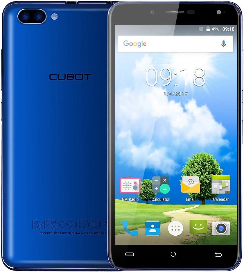 Smartphone Libre CUBOT RAINBOW 2- 3G Smartphone patalla 5.0 ...