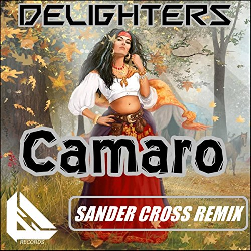 Camaro (Sander Cross Remix Edit) - Camaro Cross