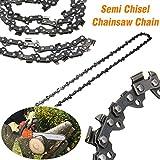 "CHAINSAW CHAIN SEMI CHISEL 16"" 3/8"" LP 0.050"" 55 DRIVE LINKS FOR STIHL OLYMPYK"