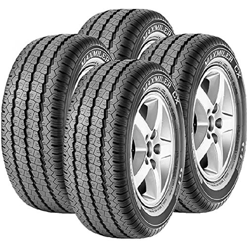 Set of 4 (FOUR) GT Radial Maxmiler CX All-Season, LT225/75R16, 118/116R, E (10 Ply)