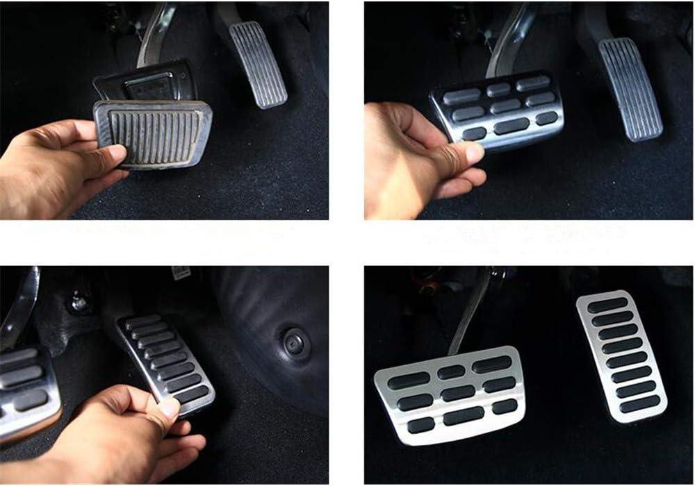 KJHDKJFH Car Styling accessories brake clutch pedal For Hyundai Elantra Accent i30 iX35 IONIQ Veloster Encino Kona Venue LAFESTA Brio