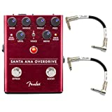 Fender Santa Ana Overdrive Guitar Pedal with Cables