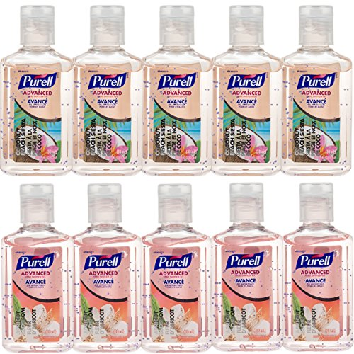 Purell Advanced Scented Sanitizer Dispensers