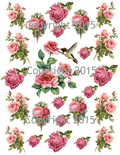 victorian-roses-and-hummingbird-collage-sheet-printed-collage-sheet-weddings-decoupage-scrapbook-alt