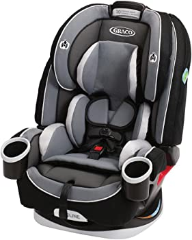 Graco 4Ever All-in-One Convertible Car Seat + $45 Kohls Rewards