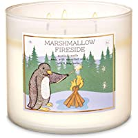 White Barn Bath and Body Works Marshmallow Fireside - 3 Wick Candle (2019)
