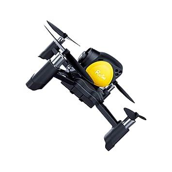 Amazon.com: Dron sin cabeza de cámara HD, 2.4 GHz, dron ...