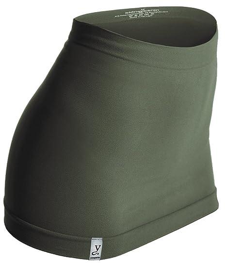 Kidneykaren - Calentador lumbar - para mujer verde oscuro Small: Amazon.es: Ropa y accesorios