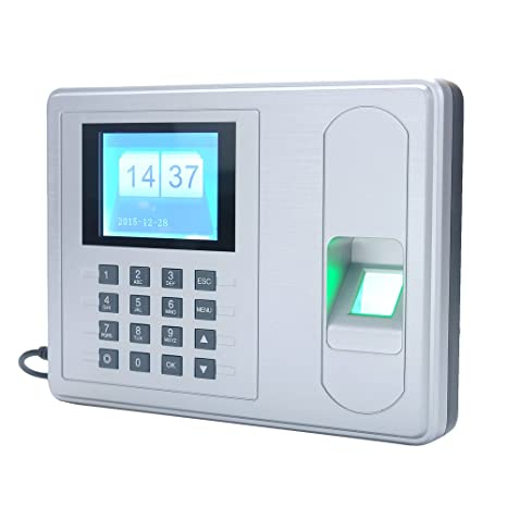 Intelligent Biometric Fingerprint Password Attendance