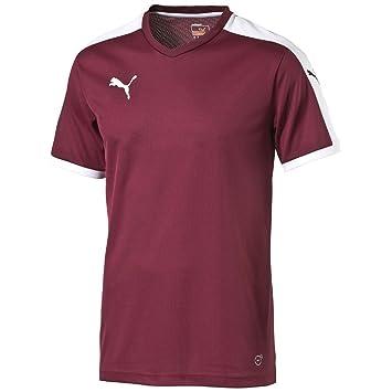 Puma Hose Pitch Short Sleeve Shirt, Camiseta de Fútbol para Niños: Amazon.es: Deportes y aire libre