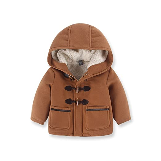108241894 pretty cool f051d 878ee coat hooded boy duffle kids clothes boys ...