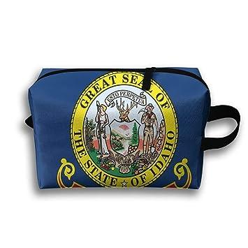 Bolsa de plástico con Cierre hermético de Idaho-Flag ...
