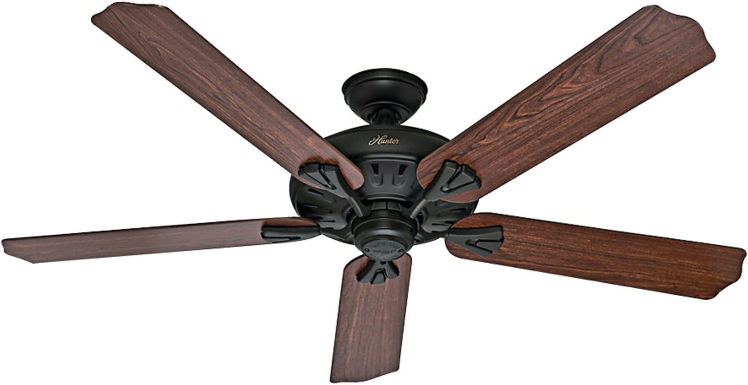 B003ITWF8A Hunter Fan Company Hunter 54018 Traditional 60``Ceiling Fan from Royal Oak collection Dark finish, New Bronze 61qWCQ3TBDL.SL1500_