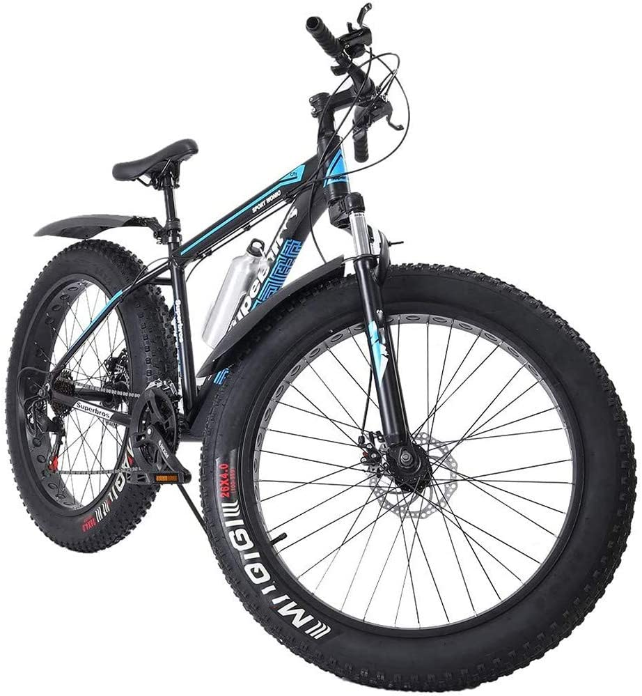 21 Velocidad Bicicleta de Carretera Hombres Mujeres 26-Pulgadas Marco de Las Ruedas al Aire Libre de la Bicicleta de Aluminio DNNAL Bicicletas de monta/ña