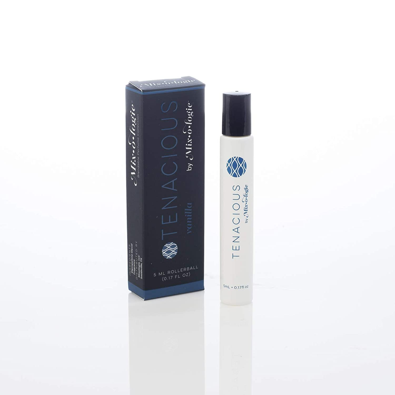 Mixologie - TENACIOUS (crisp vanilla) Roll-on Fragrance - Perfume for Women