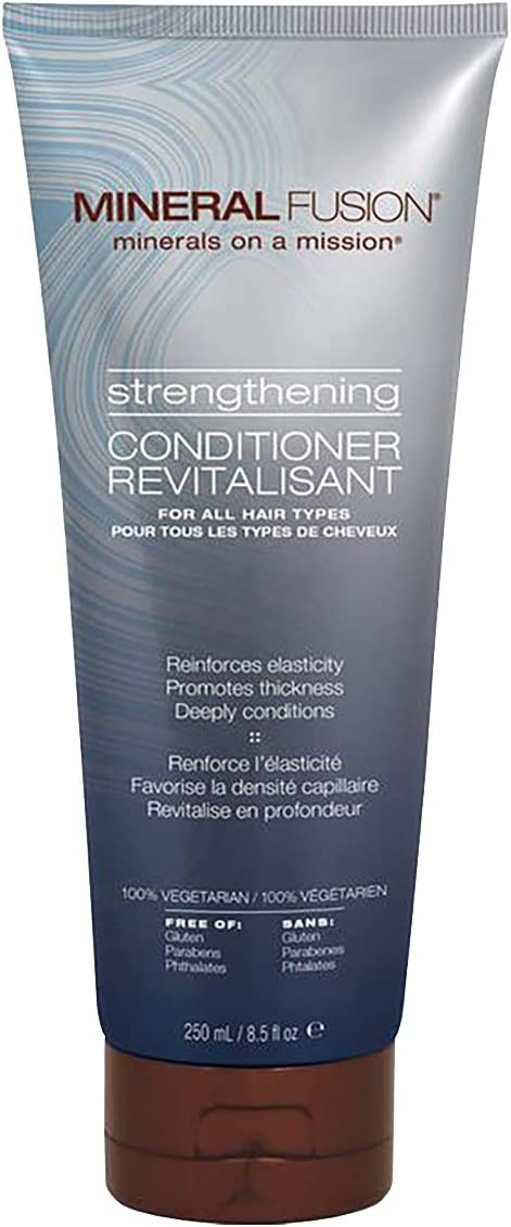 Mineral Fusion Conditioner, Strenghtening, 8.5 Ounce (Packaging May Vary)