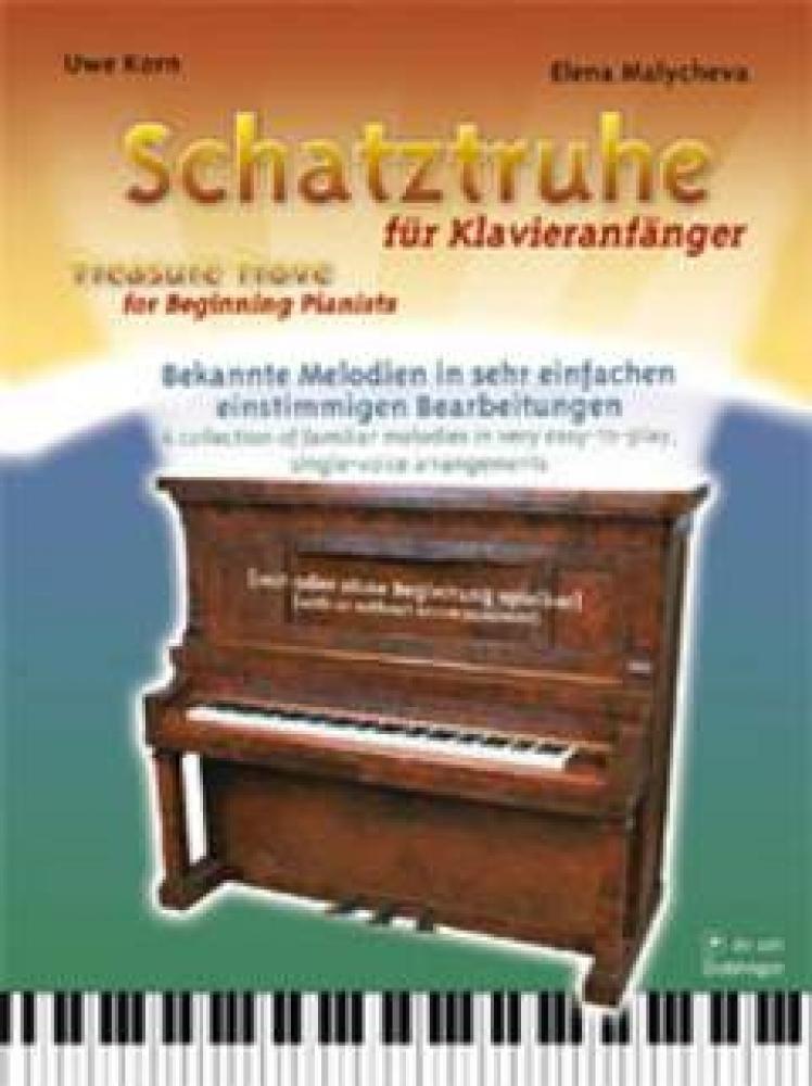Schatztruhe Fuer Klavieranfaenger. Klavier