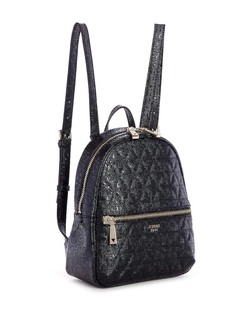 Guess, TABBI BACKPACK BLACK HWSG71 81320 Rucksackhandtaschen für Frauen
