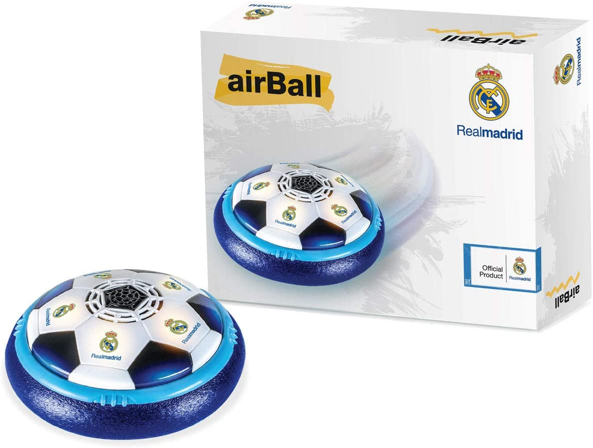 Air-Ball Balon Electronico Real Madrid, Multicolor (DV1512110 ...